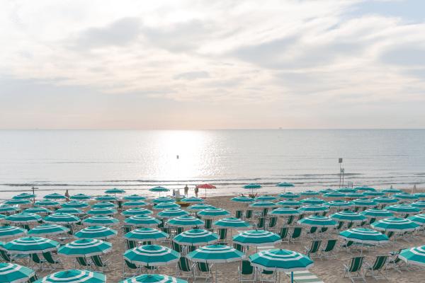 Beach Hotel Saint Tropez a Pineto in Abruzzo