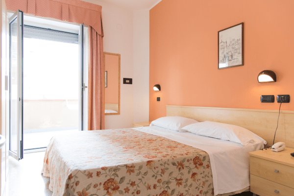 Camere comfort hotel a Pineto