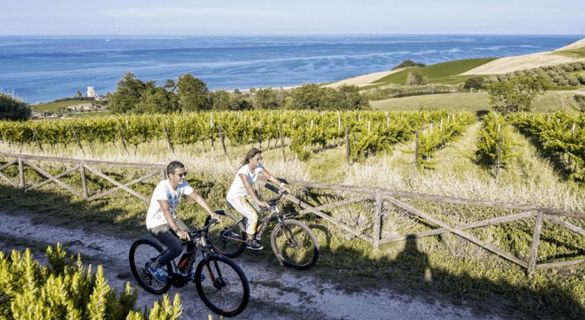 Escursioni in bici a Pineto e in Abruzzo