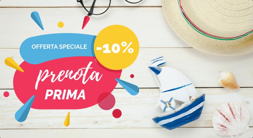 Offerta prenota prima le vacanze in Abruzzo